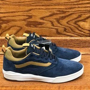 7320ad31c9f1f3 Vans Shoes - Vans UltraRange Pro Dress Blues Medal Bronze Shoes